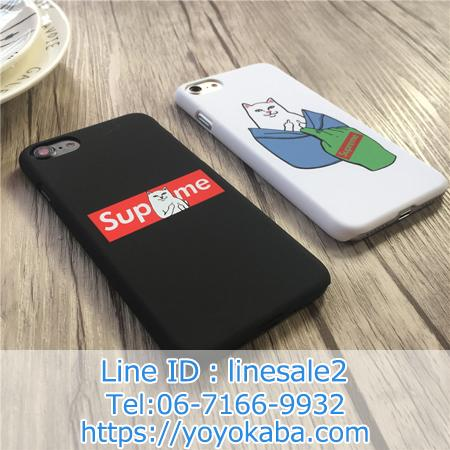 supreme RIPNDIP iPhone8PLUS 個性ケース
