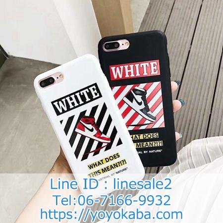 ブランド OFF WHITE iPhoneXS/XR/XS Maxケース