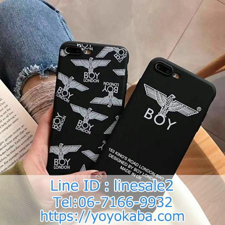 ブランド BOY LONDON iphonexr/xsケース