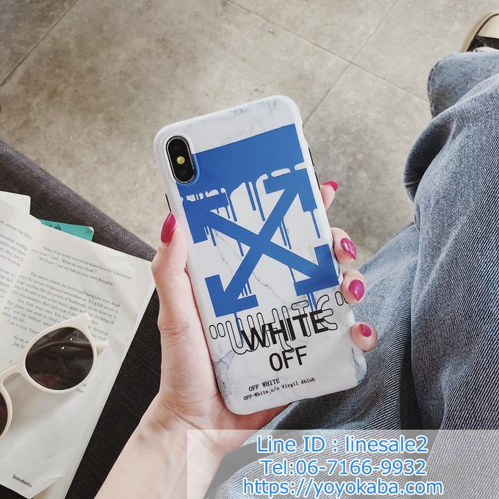 off white iphone11 case
