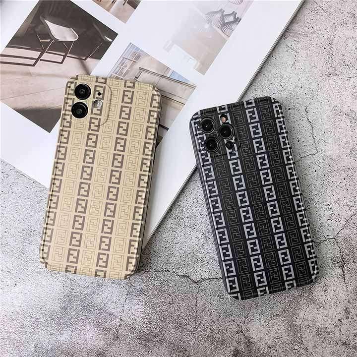ビジネス風 フェンディ iphone12ケース