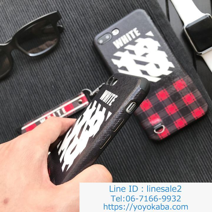 オフホワイト携帯カバー iphone8 人気