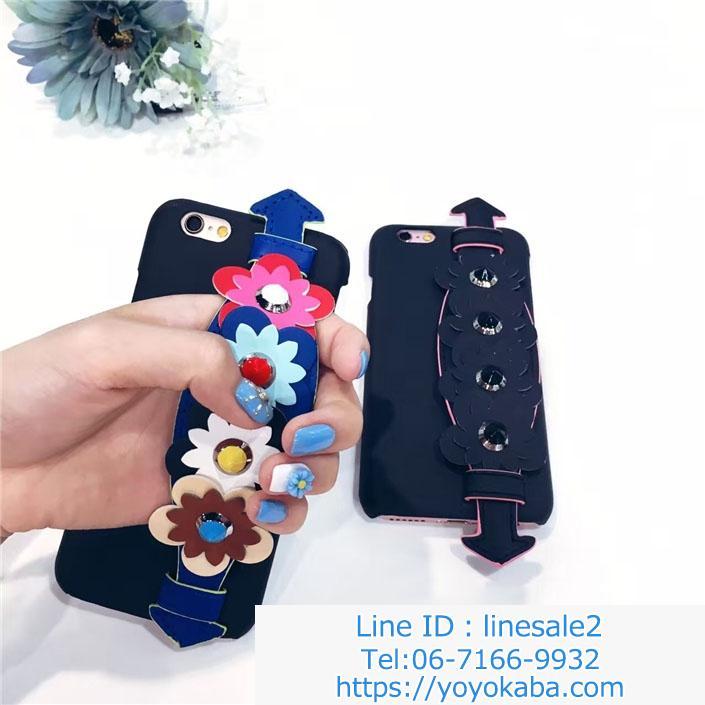 iphoneXスマホケース フェンディ 可愛い