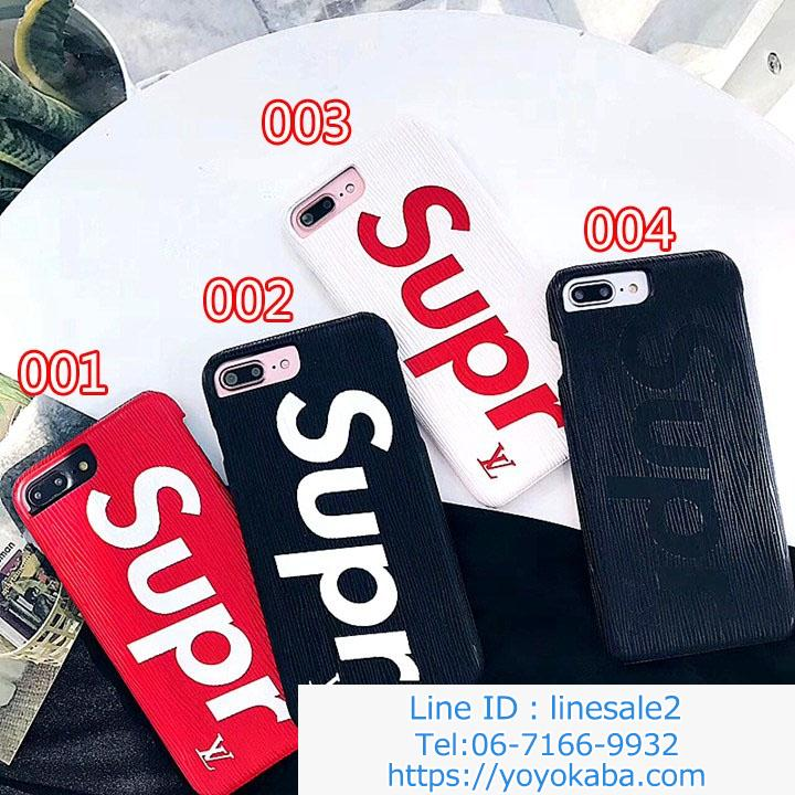 supreme iphone8/7携帯カバーlv